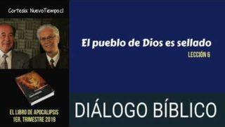 Diálogo Bíblico | 3 de febrero del 2019 | Contención de los vientos | Escuela Sabática
