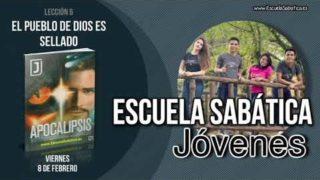 Lección 6 | Viernes 8 de febrero del 2019 | El sello de Justicia | Escuela Sabática Jóvenes