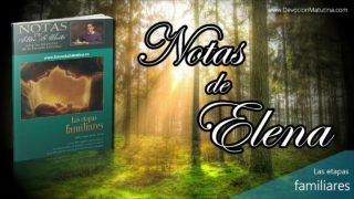 Notas de Elena   Lunes 1 de abril 2019   Los ritmos de la vida   Escuela Sabática
