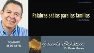 28 de abril 2019 | Ama a la mujer adecuada | Escuela Sabática Pr. Daniel Herrera