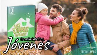 Lección 2   Lunes 8 de abril 2019   El amor motiva   Escuela Sabática Joven