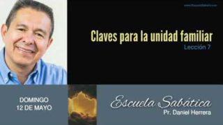 12 de mayo 2019 | Cristo, el centro | Escuela Sabática Pr. Daniel Herrera
