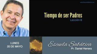 20 de mayo 2019 | Padres solos | Escuela Sabática Pr. Daniel Herrera