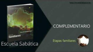 Complementario | Lección 8 | Tiempo de crianza | Escuela Sabática Semanal