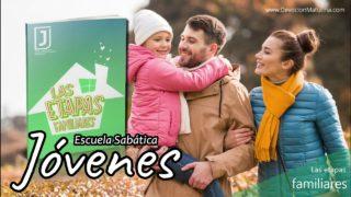 Lección 8 | Jueves 23 de mayo 2019 | ¿Padres buenos? | Escuela Sabática Jóvenes