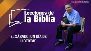 19 de julio 2019 | El sábado: un día de libertad | Escuela Sabática Pr. Daniel Herrera