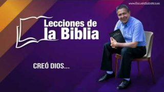 30 de junio 2019 | Dios: Una vislumbre de la creación | Escuela Sabática Pr. Daniel Herrera