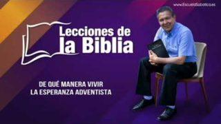 13 de septiembre del 2019 | De qué manera vivir la esperanza adventista | Escuela Sabática Pr. Daniel Herrera