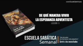 Lección 11 | De qué manera vivir la esperanza adventista | Escuela Sabática Semanal
