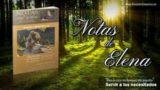 Notas de Elena | Sábado 21 de septiembre del 2019 | Unidad comunidad de siervos | Escuela Sabática