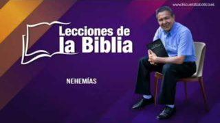8 de octubre del 2019 | Nehemías se expresa | Escuela Sabática Pr. Daniel Herrera