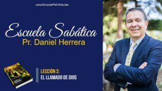 Lección 3 | El llamado de Dios | Escuela Sabática Pr. Daniel Herrera