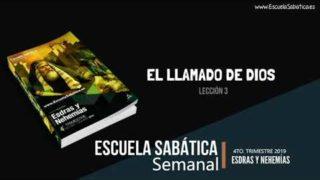 Lección 3 | El llamado de Dios | Escuela Sabática Semanal