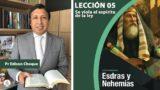 Bosquejo   Lección 5   Se viola el espíritu de la ley   Escuela Sabática Pr. Edison Choque