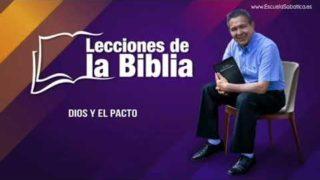 Lunes 18 de noviembre del 2019   Los Pactos en la Historia   Escuela Sabática Pr. Daniel Herrera