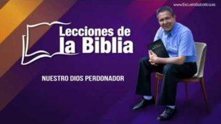 Viernes 15 de noviembre del 2019   Nuestro Dios Perdonador   Escuela Sabática Pr. Daniel Herrera