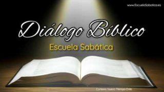 Diálogo Bíblico | Martes 24 de diciembre del 2019 | Coraje y poder | Escuela Sabática
