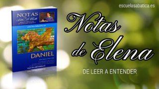 Notas de Elena   Domingo 29 de diciembre del 2019   Cristo: el centro de Daniel   Escuela Sabática