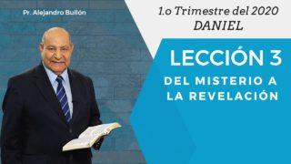 Comentario | Lección 3 | Del misterio a la revelación | Escuela Sabática Pr. Alejandro Bullón