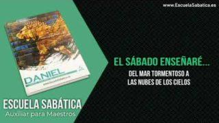 Auxiliar | Lección 8 | Del mar tormentoso a las nubes de los cielos | Escuela Sabática Semanal