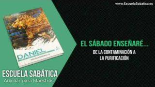 Auxiliar | Lección 9 | De la contaminación a la purificación | Escuela Sabática Semanal