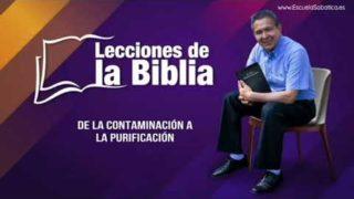 Miércoles 26 de febrero del 2020 | La purificación del santuario | Escuela Sabática Pr. Daniel Herrera