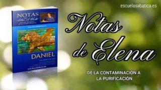 Notas de Elena   Miércoles 26 de febrero del 2020   La purificación del Santuario   Escuela Sabática