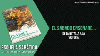 Auxiliar | Lección 11 | De la Batalla a la victoria | Escuela Sabática Semanal