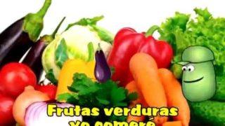 Canto 1   Alimentación   El tren de la Salud