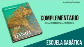 Complementario | Lección 10 | De la confesión a la consolación | Escuela Sabática Semanal