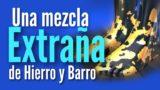 La mezcla de hierro y barro | Rafael Diaz