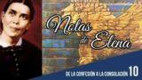 Notas de Elena | Lección 10 | De la confesión a la consolación | Escuela Sabática Semanal