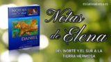 Notas de Elena | Martes 17 de marzo del 2020 | Roma y el Príncipe del pacto | Escuela Sabática