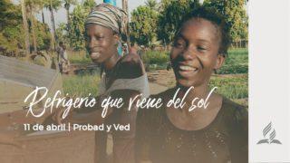 11 de abril | Refrigerio que viene del sol | Probad y Ved 2020 | Iglesia Adventista