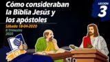 Lección 3 | Cómo consideraban la Biblia Jesús y los apóstoles | Escuela Sabática LIKE