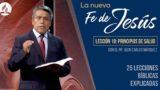 Lección 19 | Principios de salud | La Fe de Jesús | Pr. Juan Carlos Márquez