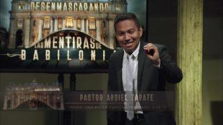 3 |  María una Mujer Especial Redimida | Desenmascarando las Mentiras de Babilonia | Pastor Abdiel Zárate