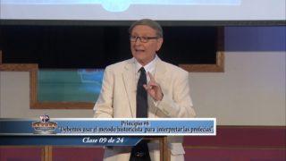9 | Usar el Método Historicista para Interpretar 3 | ANCLA: 15 Principios de Interpretación Profética | Pr. Esteban Bohr