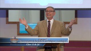 12 | Cristo el Centro de las Profecías 2 | ANCLA: 15 Principios de Interpretación Profética | Pr. Esteban Bohr