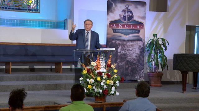 8 | Los Mensajes de los Tres Ángeles | Clase de ANCLA | Pastor Esteban Bohr