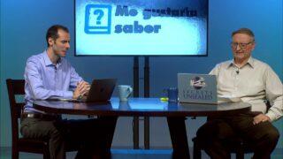 5 | Me Gustaría Saber | Pr. Esteban Bohr – Pr. Daniel Gouveia