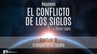 CAPÍTULO 13   El despertar de España   RESUMEN C.S