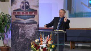23 | Los Mensajes de los Tres Ángeles | Clase de ANCLA | Pastor Esteban Bohr