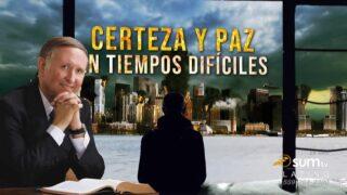 3 | El Secreto de la Paz | Certeza y Paz en tiempos difíciles | Pr. Esteban Bohr 2020