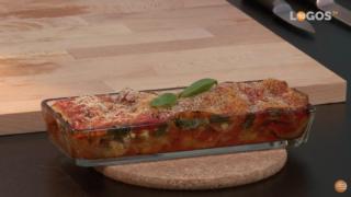 26 | Lasaña de tofu y espinacas | Cocina con Raquel