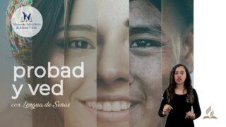 12 de diciembre | Gratitud en primer lugar | Probad y Ved 2020 | Iglesia Adventista